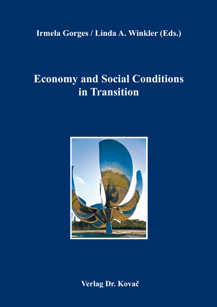 Cover: Economy and Social Conditions in Transition