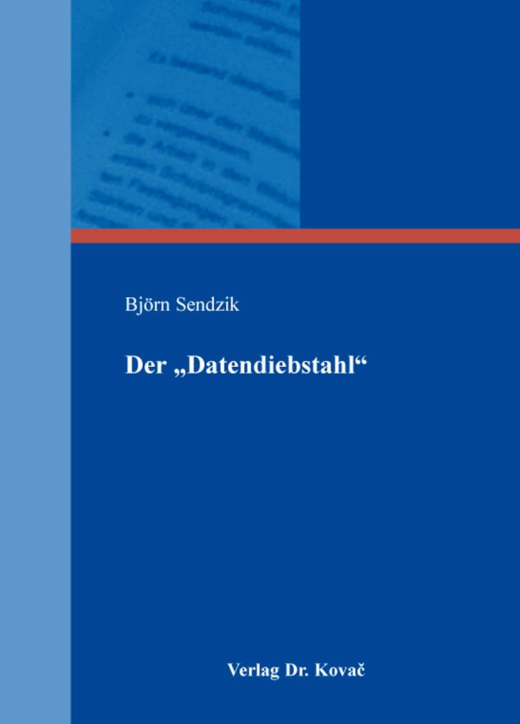 """Cover: Der """"Datendiebstahl"""""""