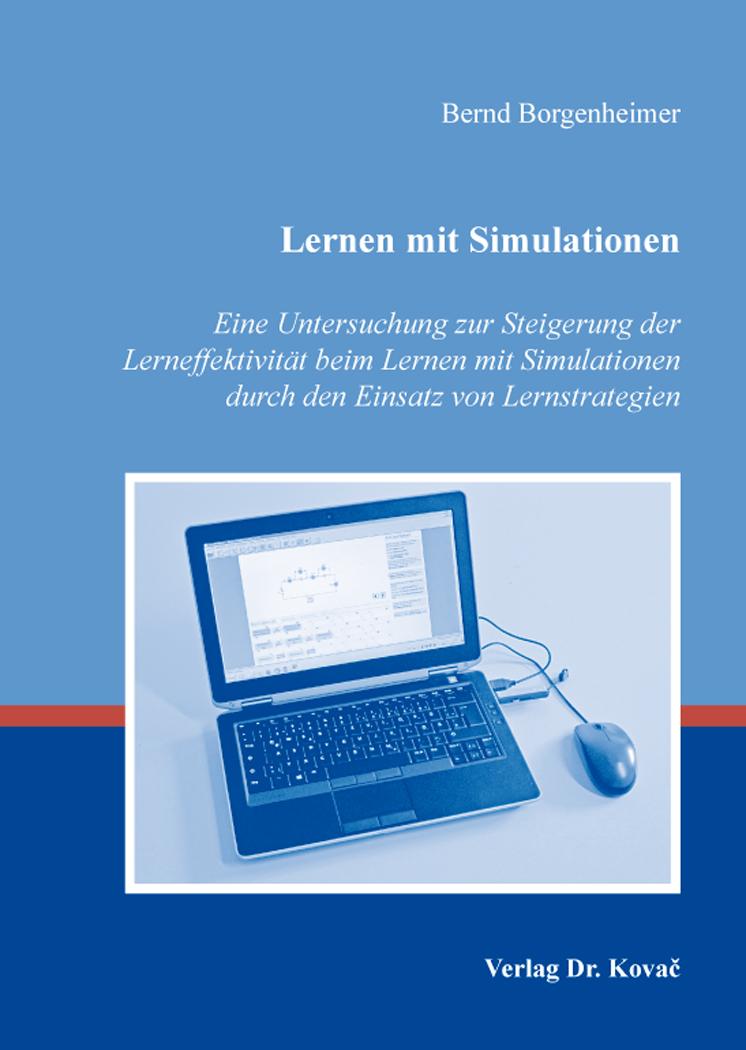 Cover: Lernen mit Simulationen