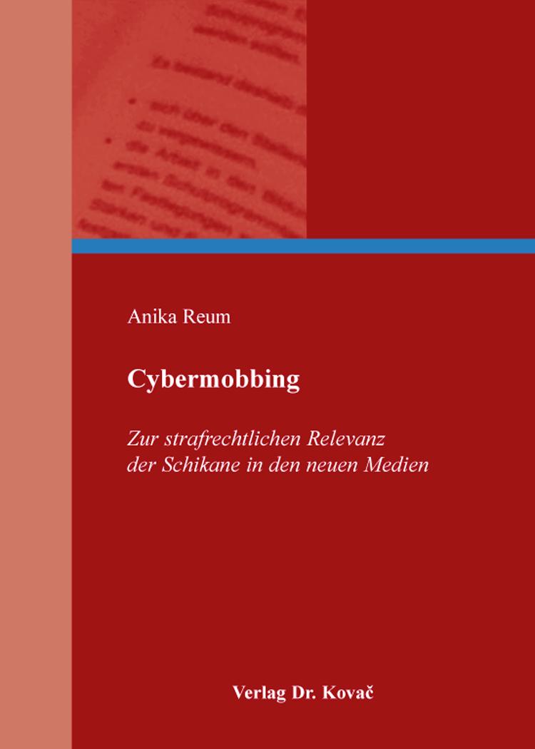 Cover: Cybermobbing