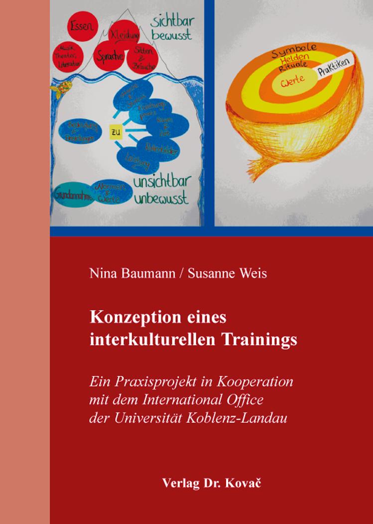 Cover: Konzeption eines interkulturellen Trainings