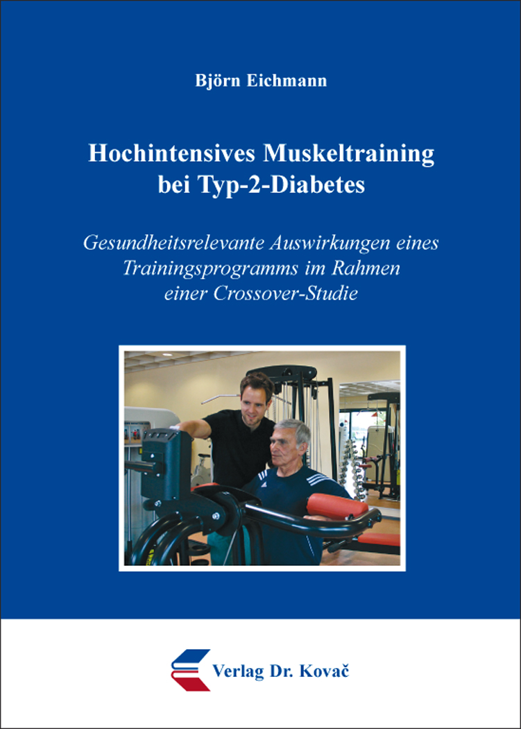 Cover: Hochintensives Muskeltraining bei Typ-2-Diabetes