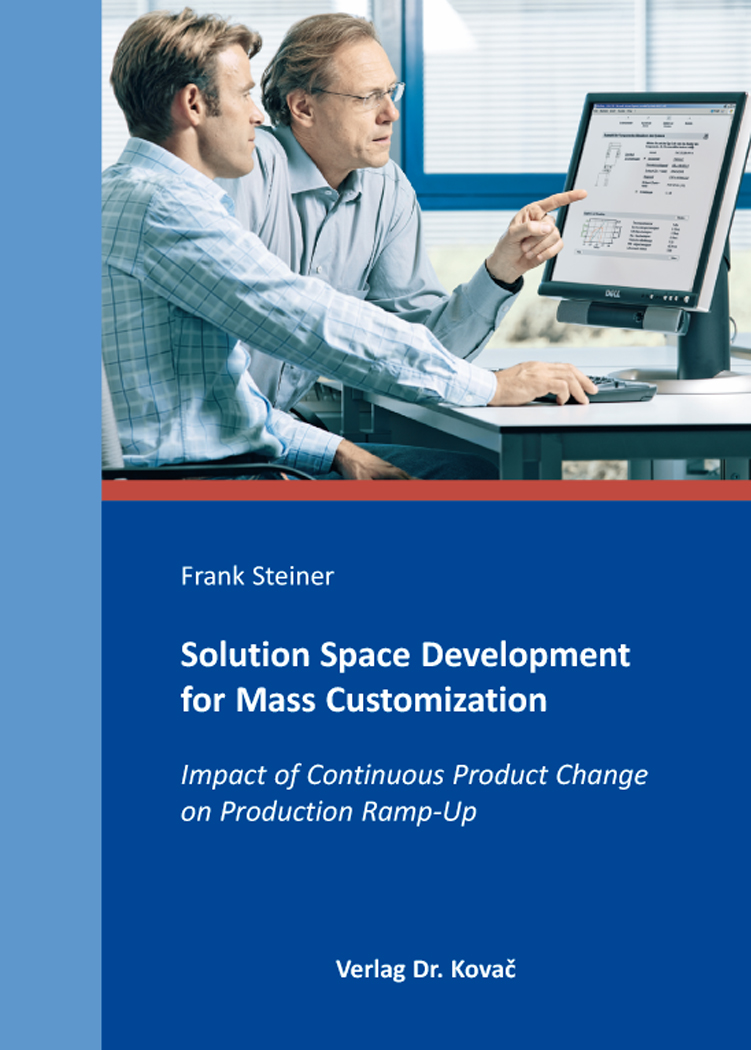 Cover: Solution Space Development for Mass Customization
