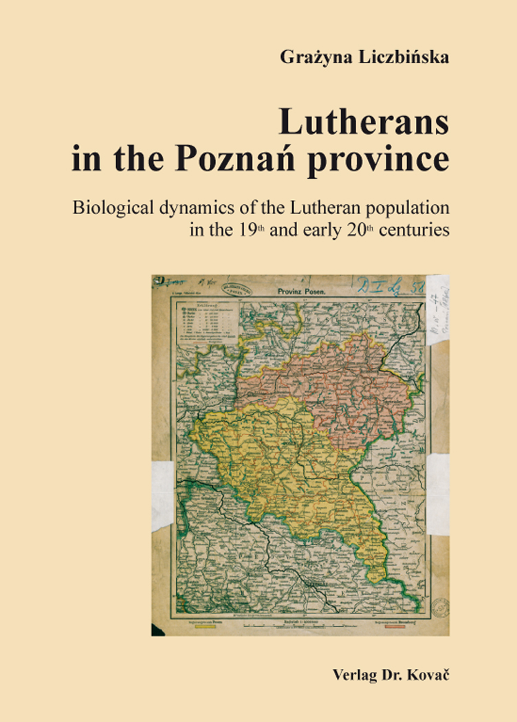 Cover: Lutherans in the Poznan province