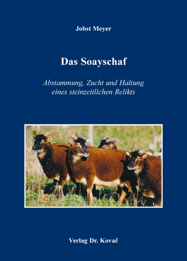 Cover: Das Soayschaf