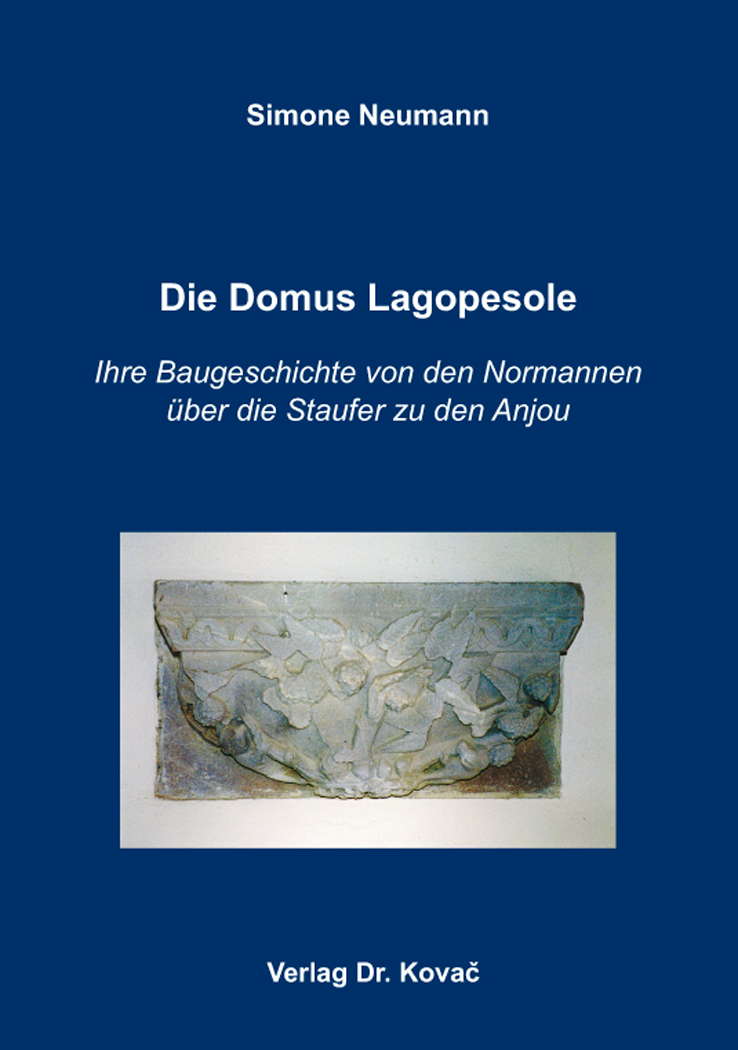 Cover: Die Domus Lagopesole