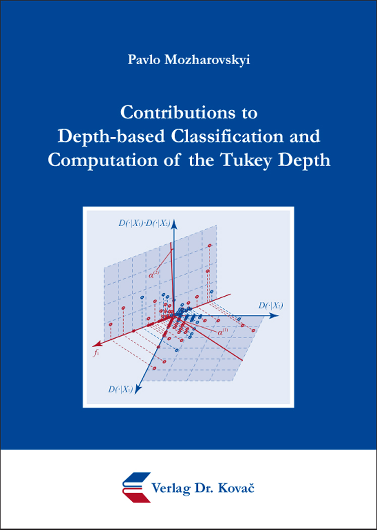 Cover: Contributions to Depth-based Classification and Computation of the Tukey Depth