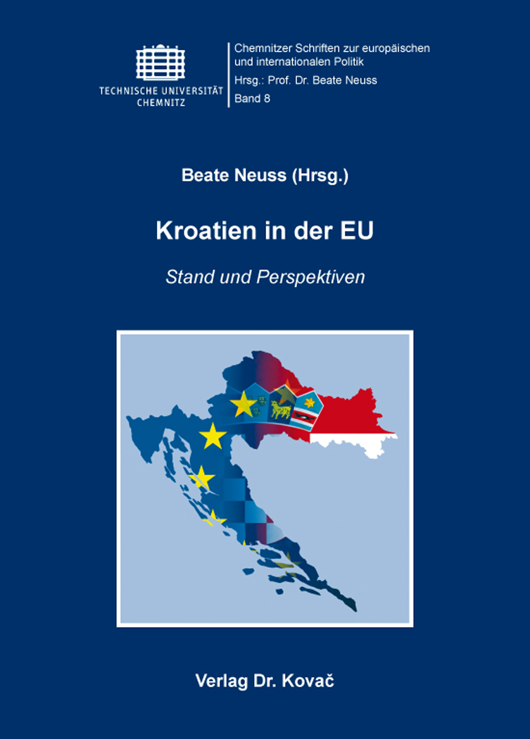 Cover: Kroatien in der EU