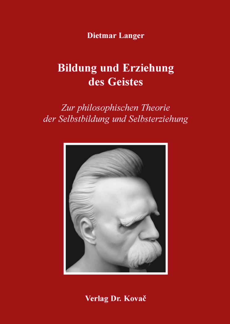 Cover: Bildung und Erziehung des Geistes
