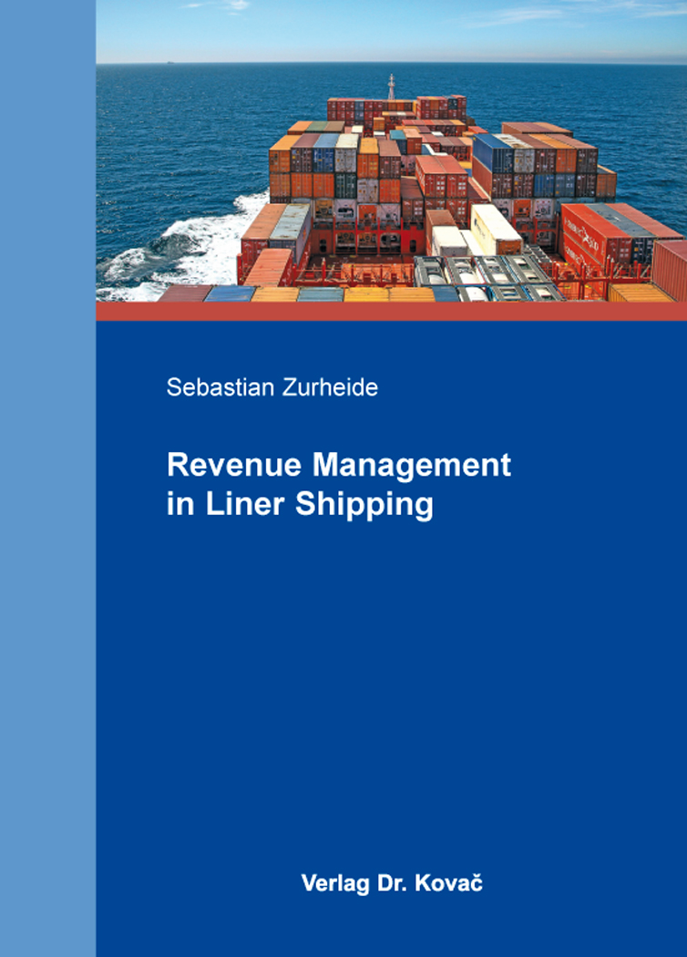 Cover: Revenue Management in Liner Shipping