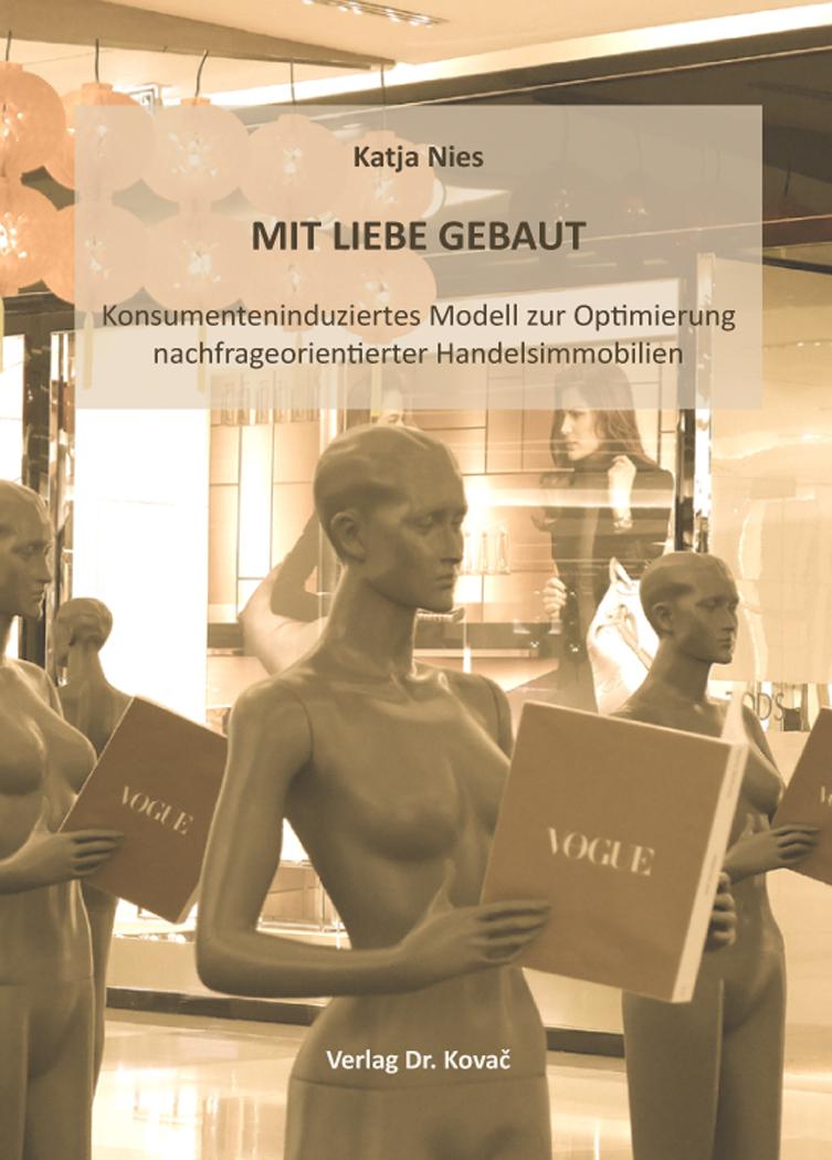 Cover: Mit Liebe gebaut