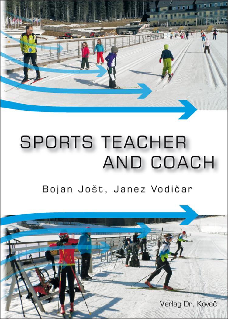Cover: Sports Teacher and Coach