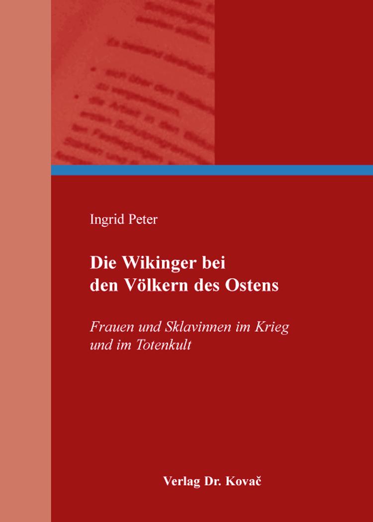 Cover: Die Wikinger bei den Völkern des Ostens