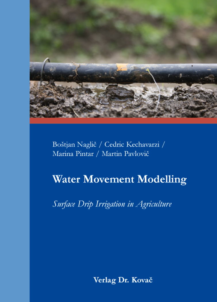Cover: Water Movement Modelling