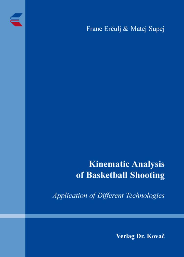 Cover: Kinematic Analysis of Basketball Shooting