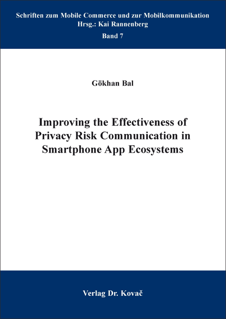 Cover: Improving the Effectiveness of Privacy Risk Communication in Smartphone App Ecosystems