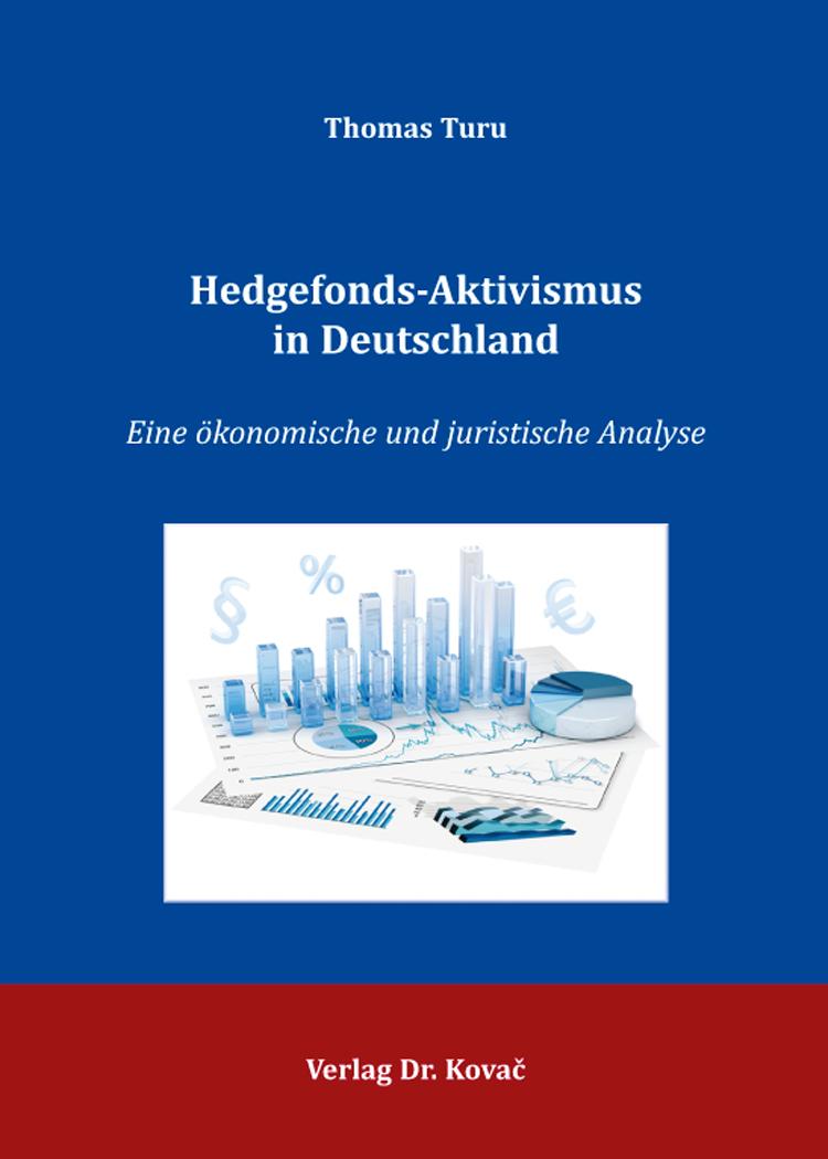 Cover: Hedgefonds-Aktivismus in Deutschland