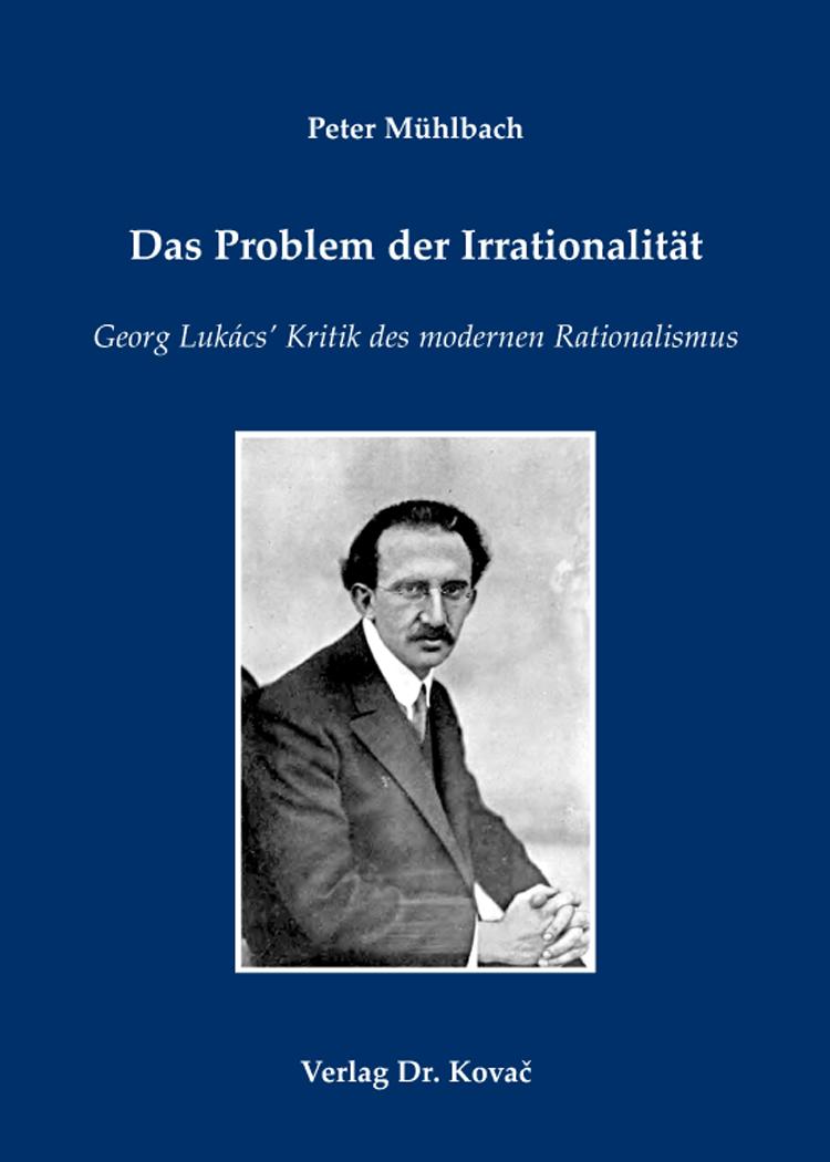 Cover: Das Problem der Irrationalität