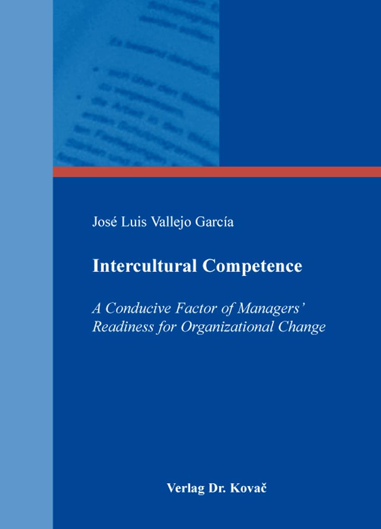 Cover: Intercultural Competence