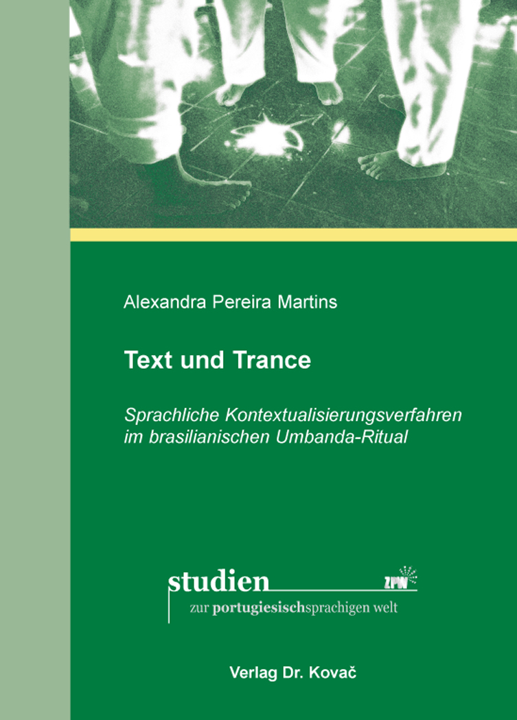 Cover: Text und Trance