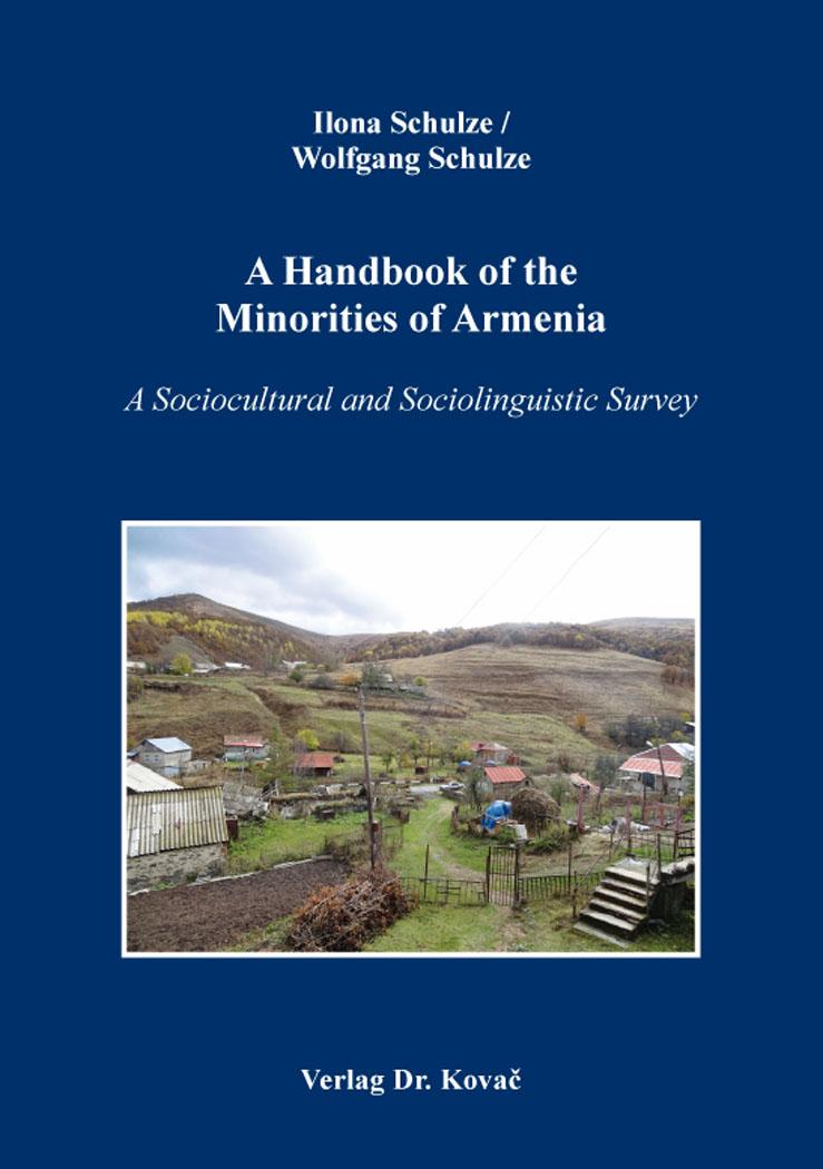 Cover: A Handbook of the Minorities of Armenia
