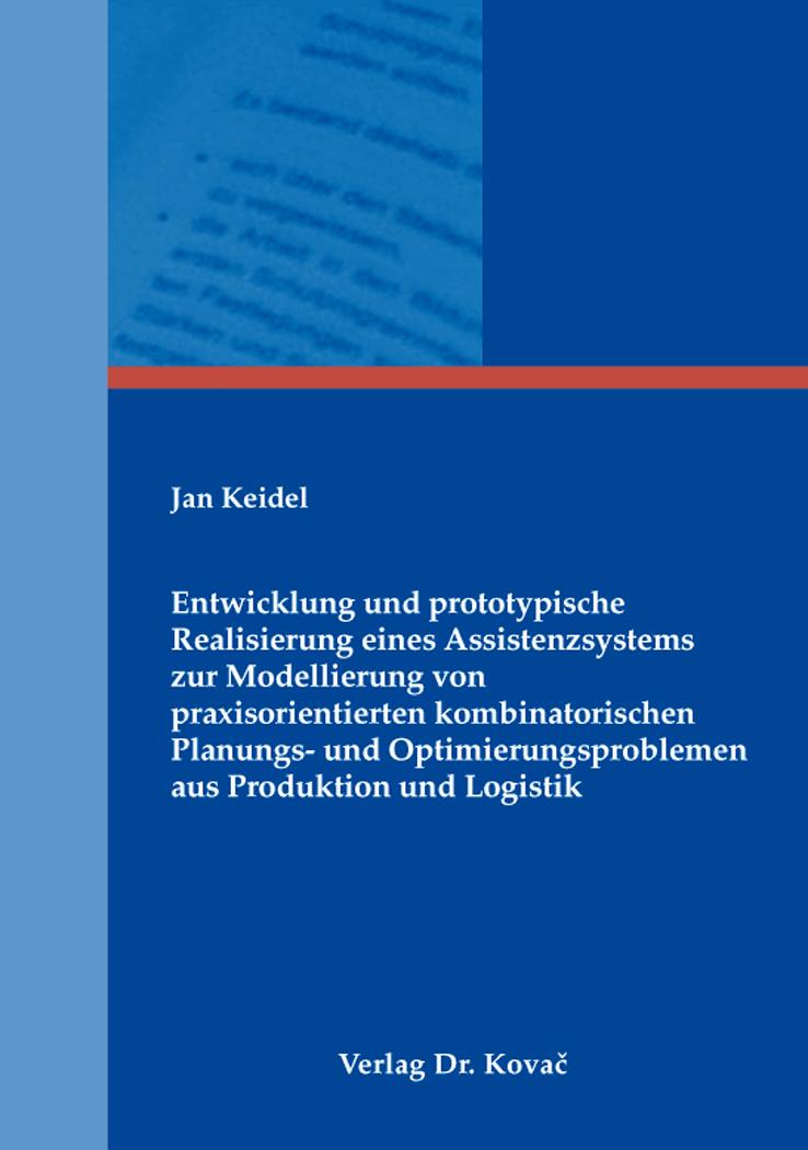 Dissertation Logistik