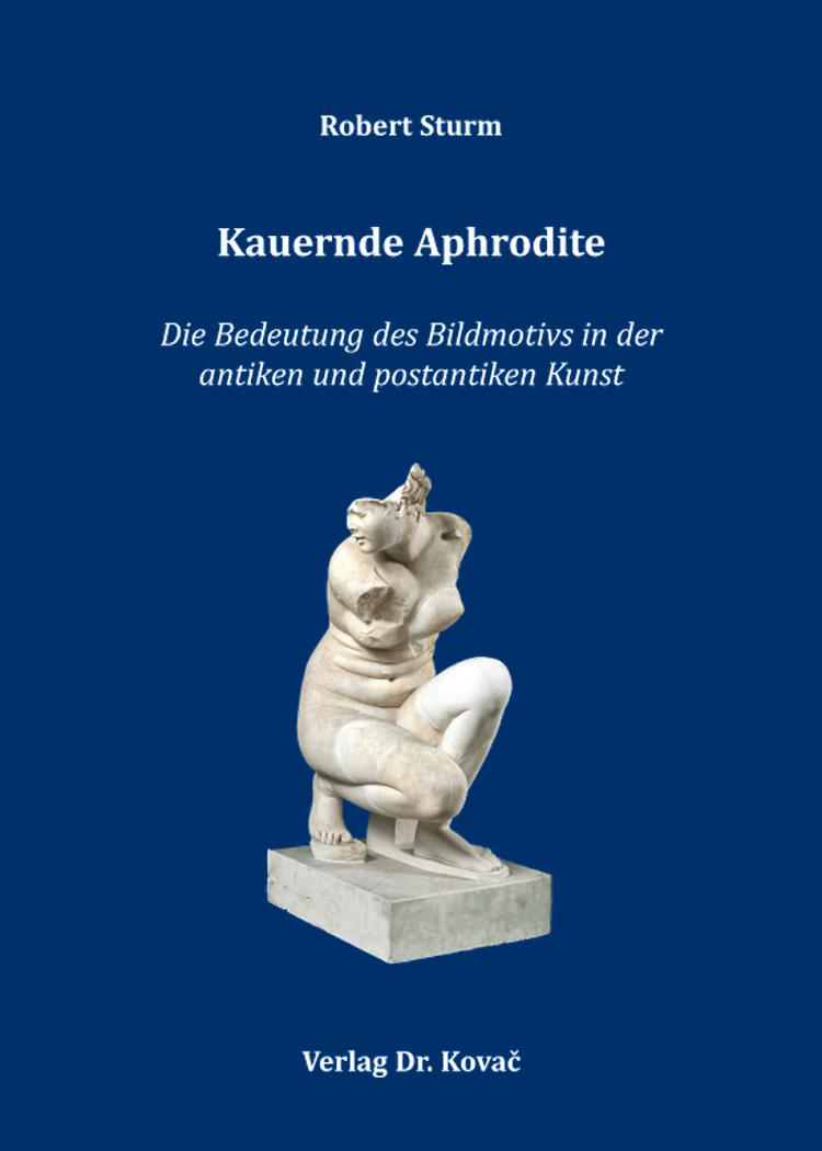 Cover: Kauernde Aphrodite