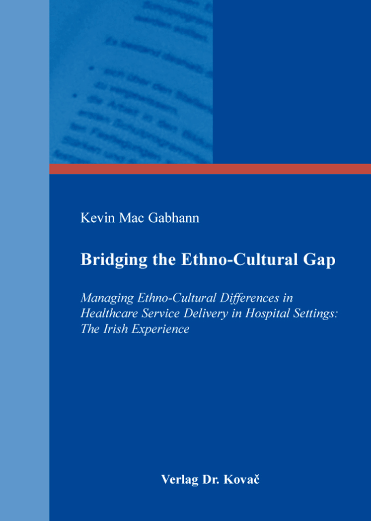 Cover: Bridging the Ethno-Cultural Gap