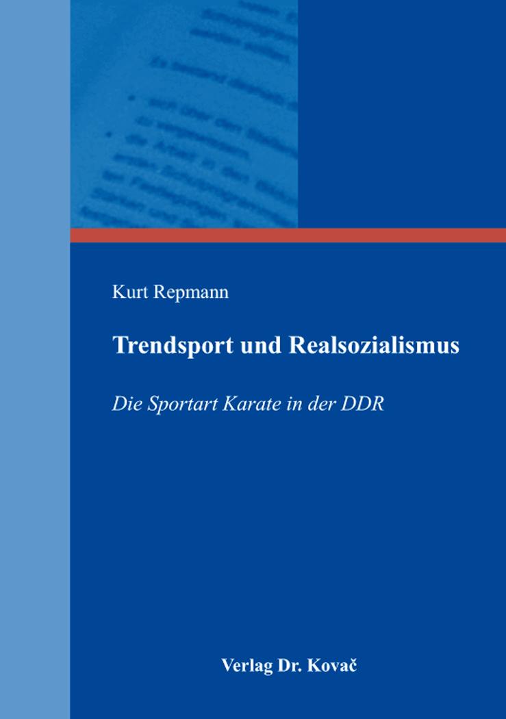 Cover: Trendsport und Realsozialismus