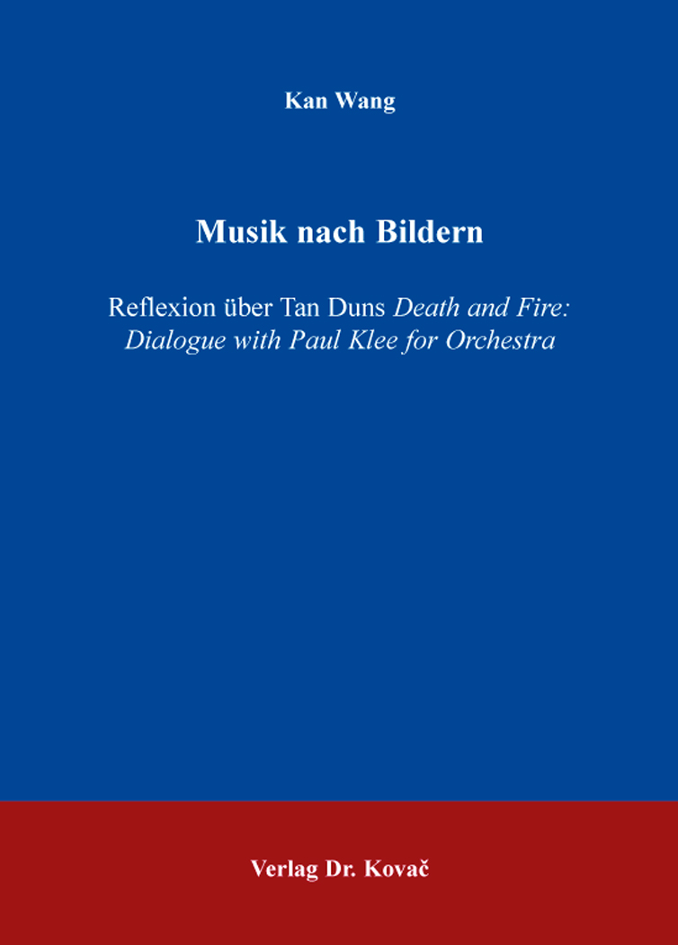 Cover: Musik nach Bildern