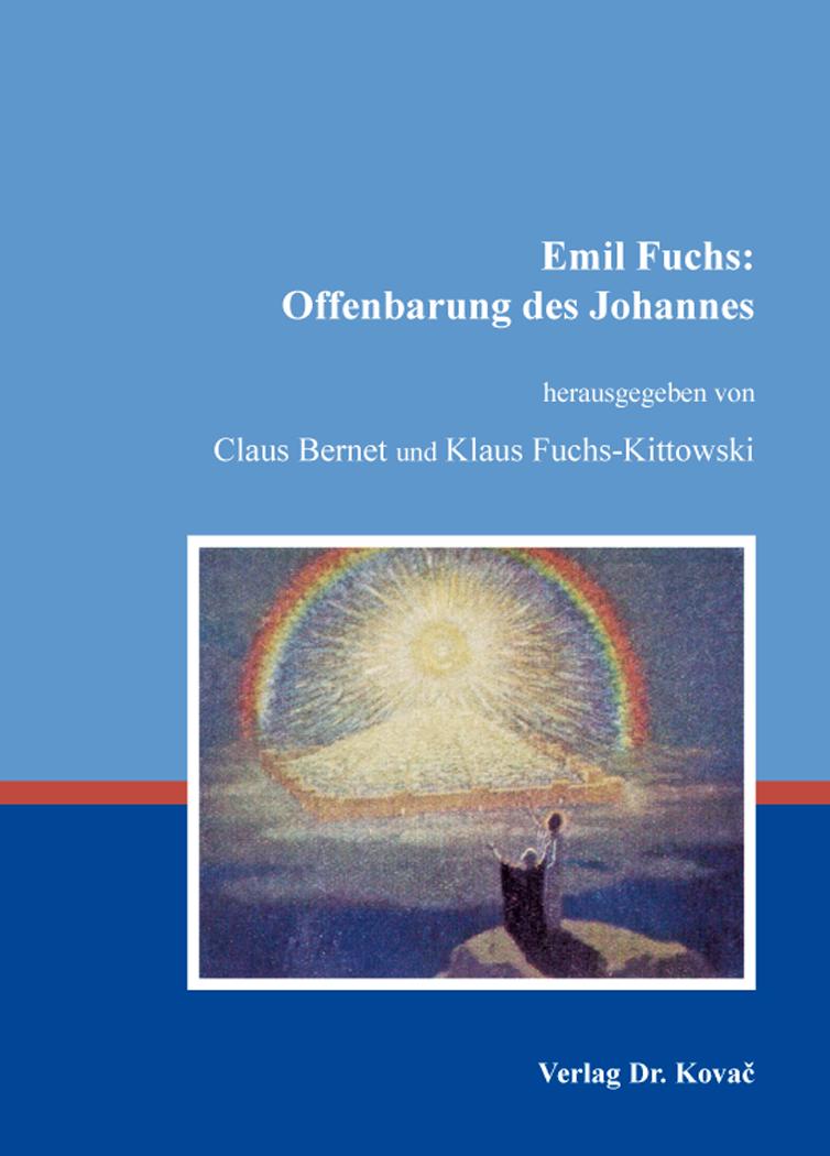 Cover: Emil Fuchs: Offenbarung des Johannes