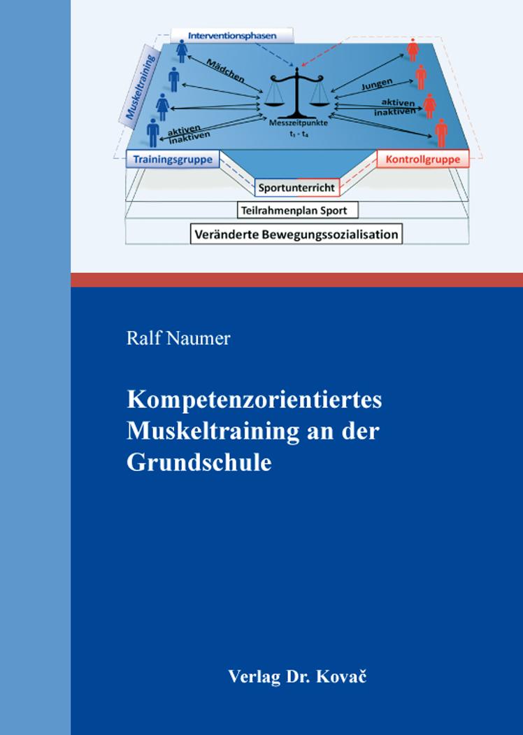 Cover: Kompetenzorientiertes Muskeltraining an der Grundschule