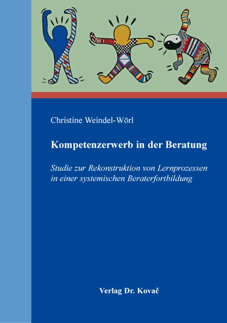 Cover: Kompetenzerwerb in der Beratung