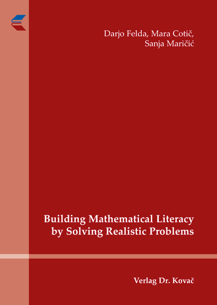 Cover: Building Mathematical Literacy by Solving Realistic Problems