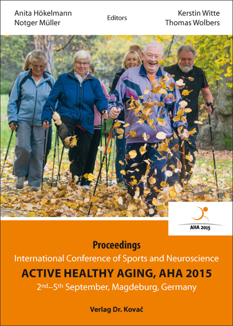 Cover: Active Healthy Aging