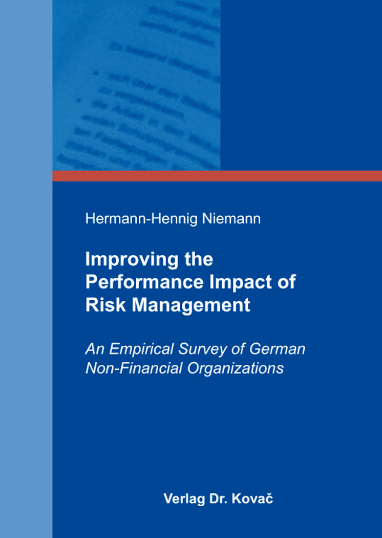 Cover: Improving the Performance Impact of Risk Management