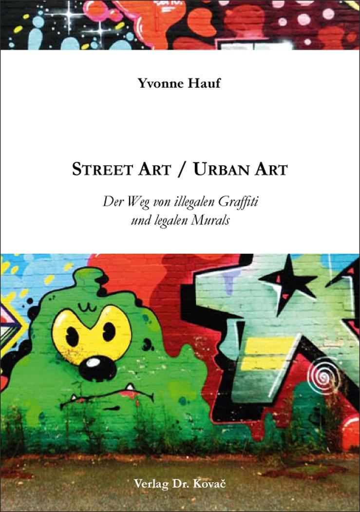 Cover: Street Art / Urban Art