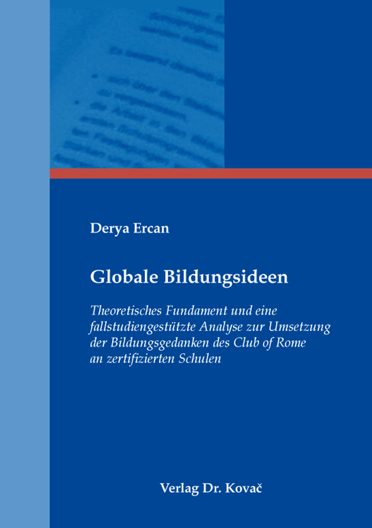 Cover: Globale Bildungsideen
