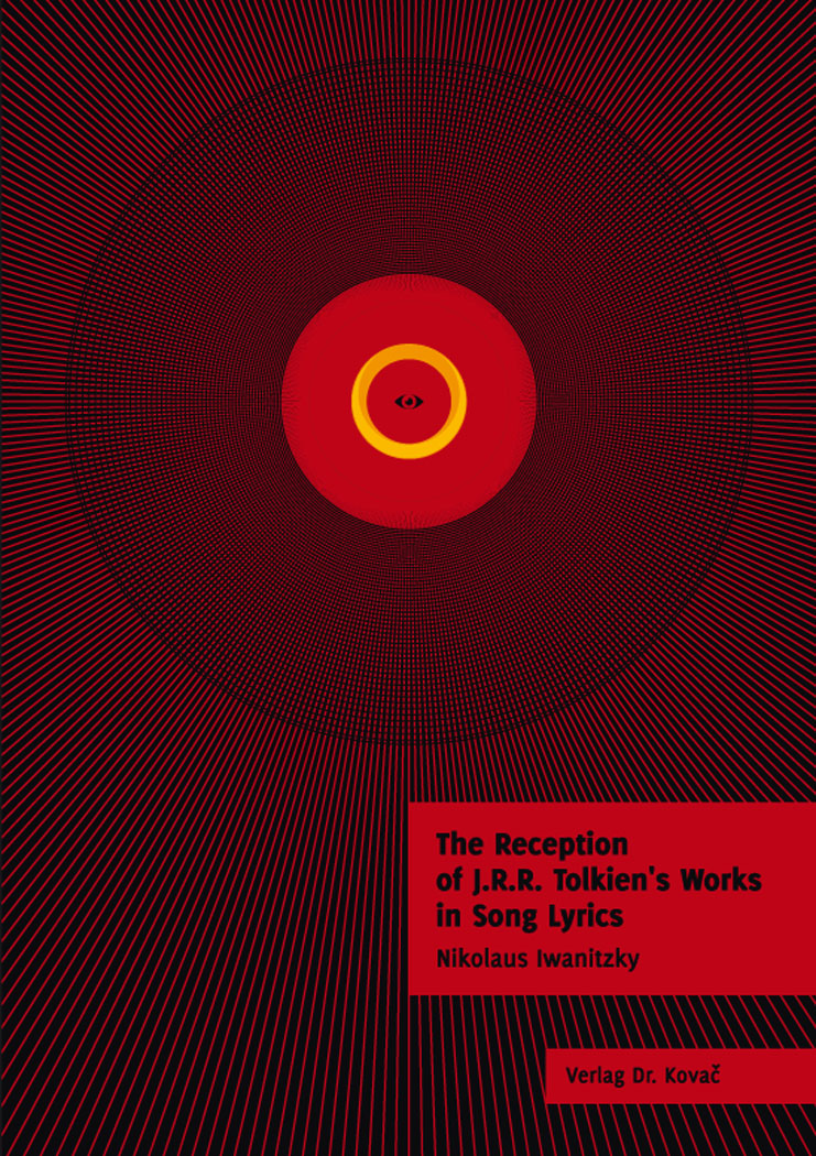 Cover: The Reception of J.R.R. Tolkien's Works in Song Lyrics