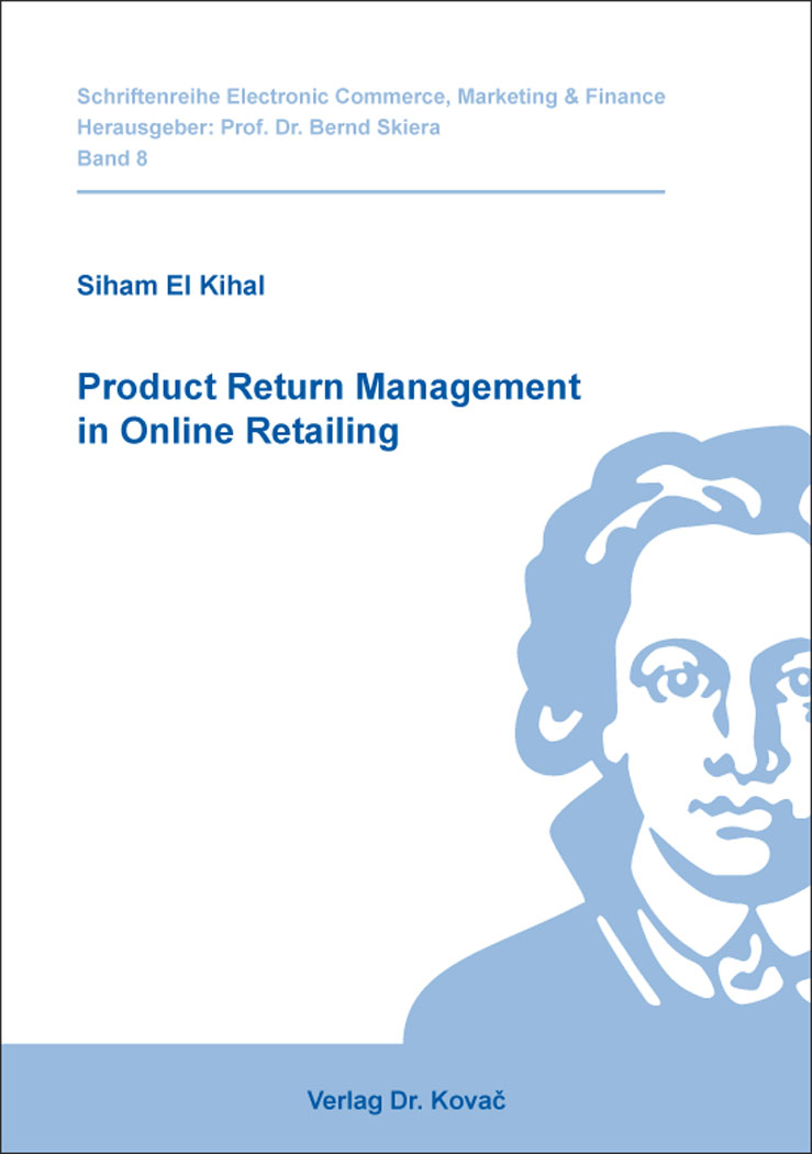 Cover: Product Return Management in Online Retailing