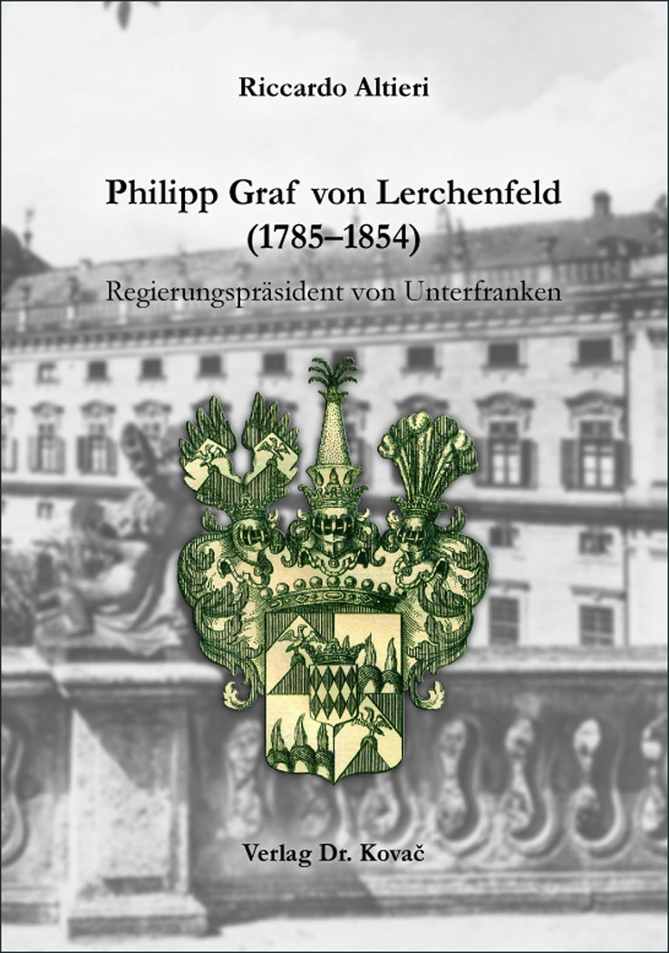 Cover: Philipp Graf von Lerchenfeld (1785–1854)