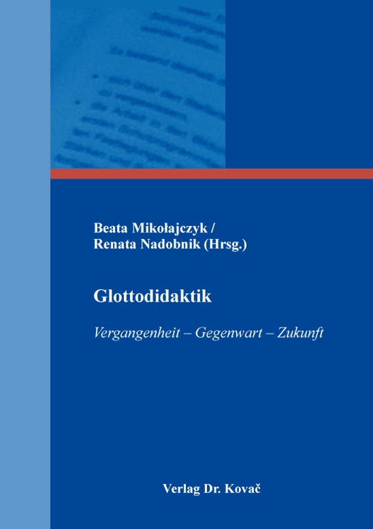 Cover: Glottodidaktik