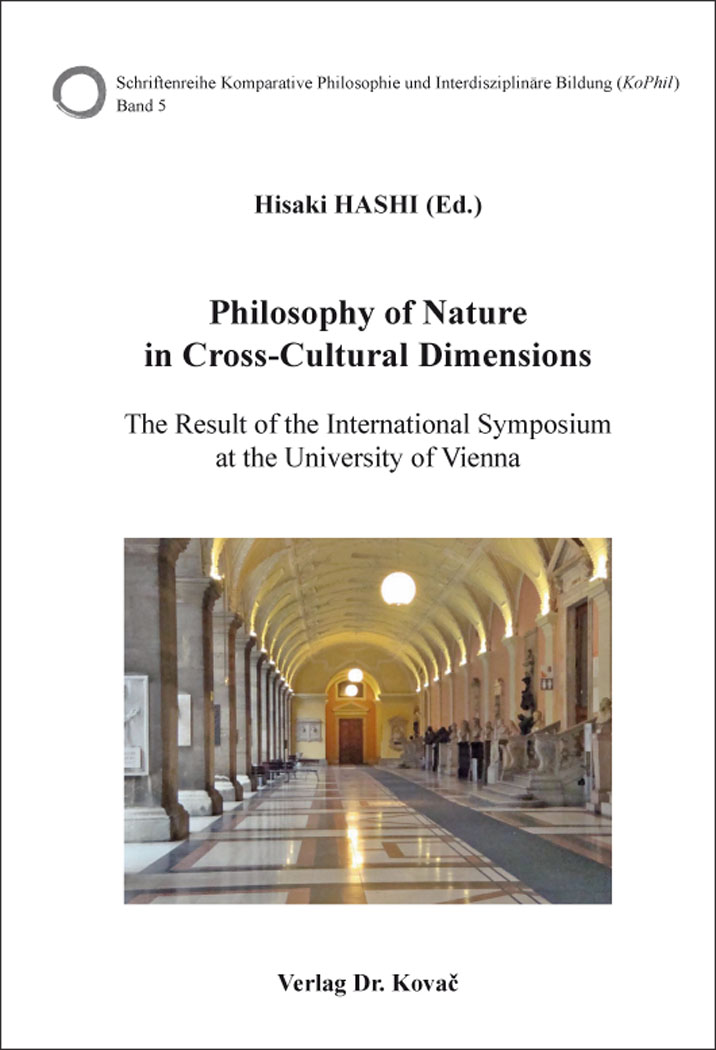 Cover: Philosophy of Nature in Cross-Cultural Dimensions
