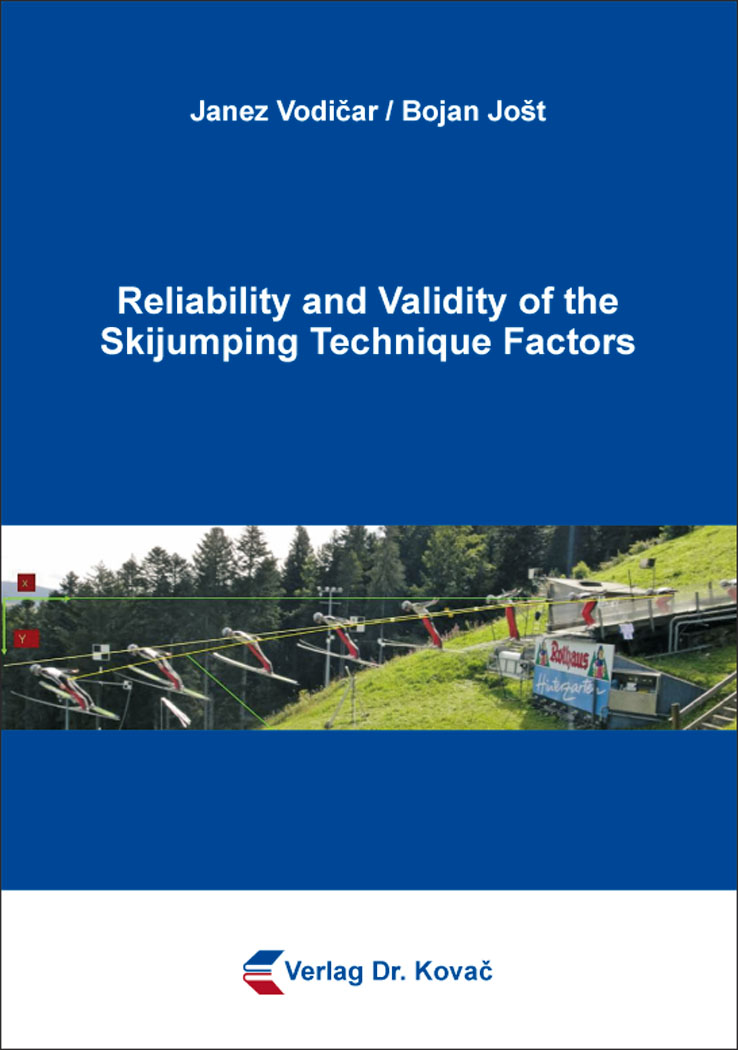 Cover: Reliability and Validity of the Skijumping Technique Factors