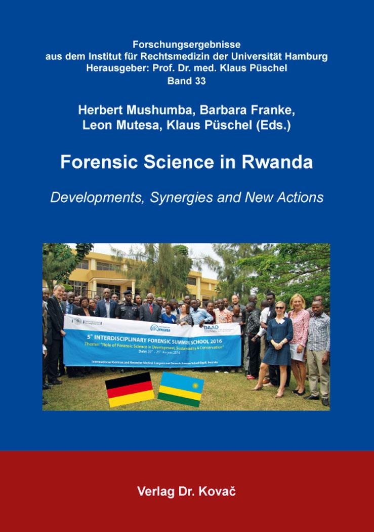 Cover: Forensic Science in Rwanda