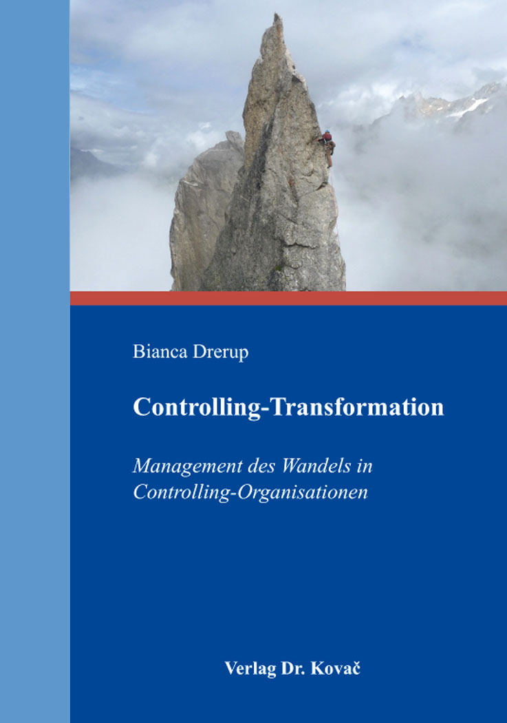 Cover: Controlling-Transformation