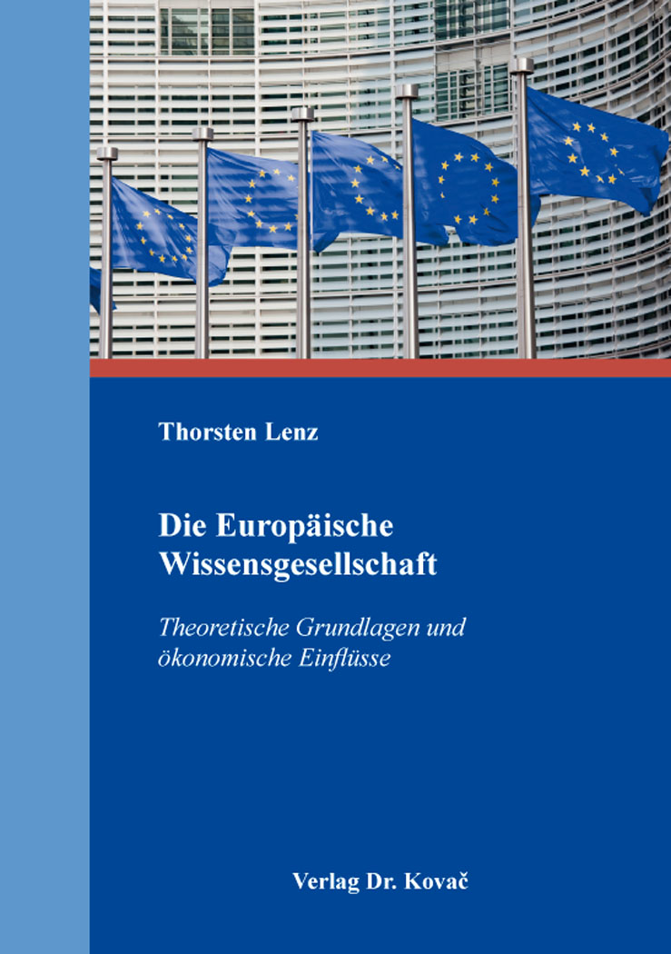 Cover: Die Europäische Wissensgesellschaft
