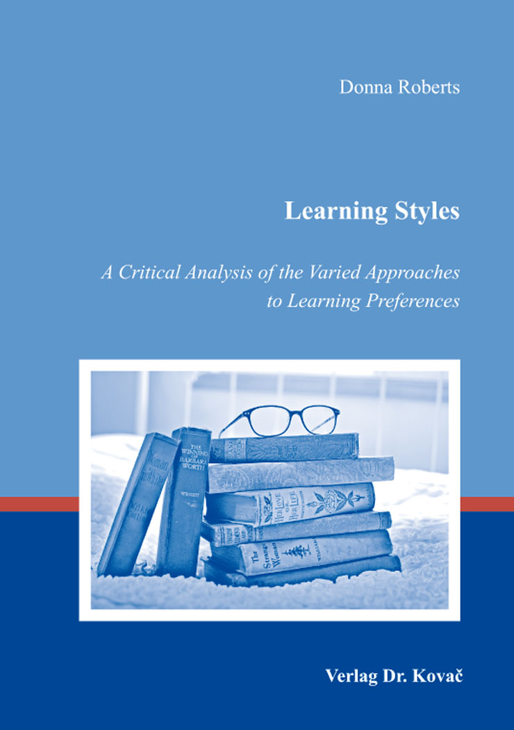Cover: Learning Styles