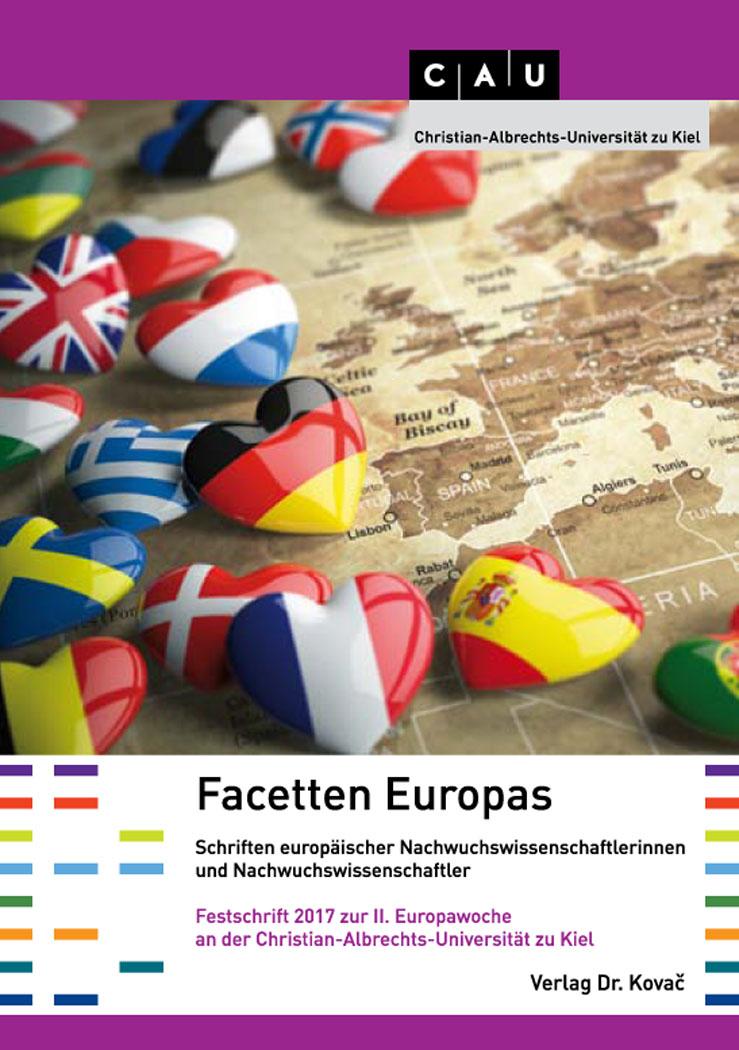 Cover: Facetten Europas