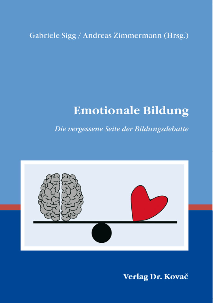 Cover: Emotionale Bildung